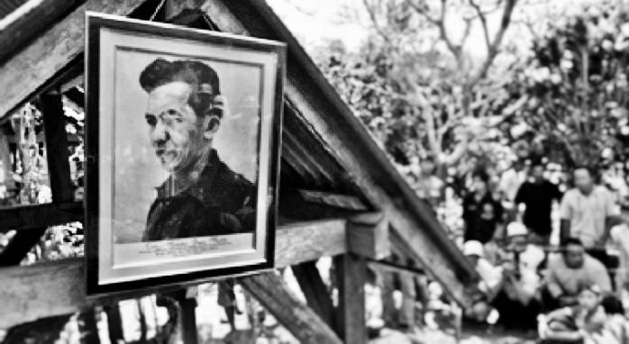 Ziarah di Makam Tan Malaka. Ilustrasi: NusantaraNews.co