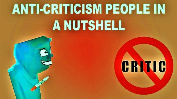 (Ilustrasi) Seseorang yang anti kritik. Ilustrasi: maxresdefault