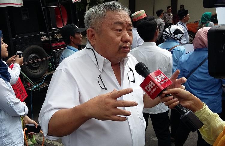 Lius Kharisma/Foto Ucok/Nusantaranews