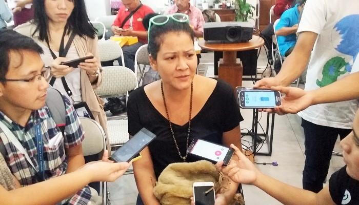 Ambasador Migrant Care, Melanie Subono