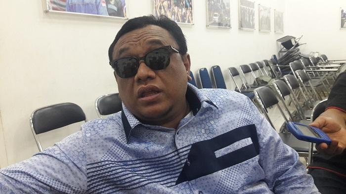 Politisi Partai Nasdem DPRD Jatim Mohammad Eksan. Foto Tri Wahyudi/ NusantaraNews.co