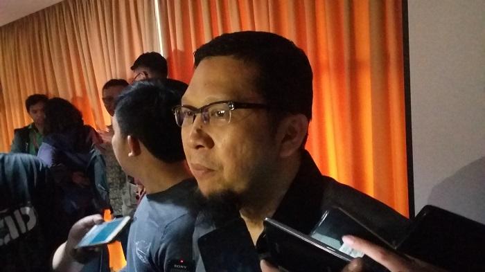 Ketua Generasi Muda Partai Golkar, Ahmad Dolli Kurnia. Foto Ucok Al Ayubby/ NusantaraNews.co