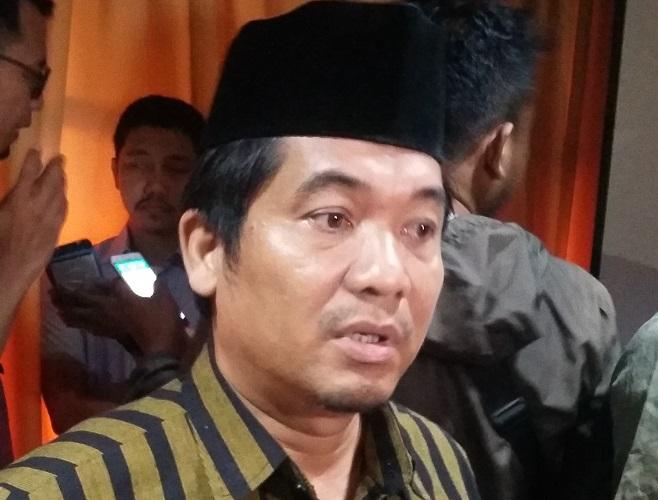 Direktur Eksekutif Lingkar Madani, Ray Rangkuti. Foto Ucok Al Ayubby/ NusantaraNews.co