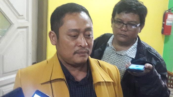 Ketua Ormas MKGR Jatim, Kodrat Sunyoto. Foto Tri Wahyudi/ NusantaraNews