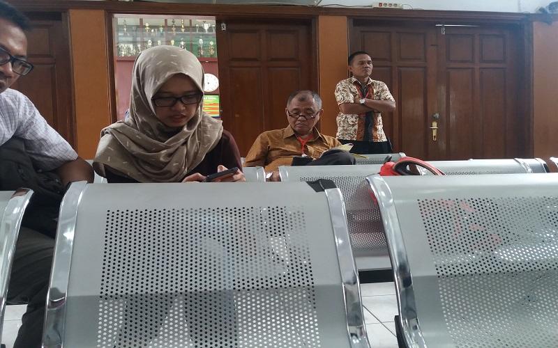 Ketua KPK menghadiri sidang gugatan praperadilan yang dilayangkan Setya Novanto di Pengadilan Negeri Jakarta Selatan, Rabu, (27/9/2017). (Foto: Restu Fadilah/NusantaraNews)