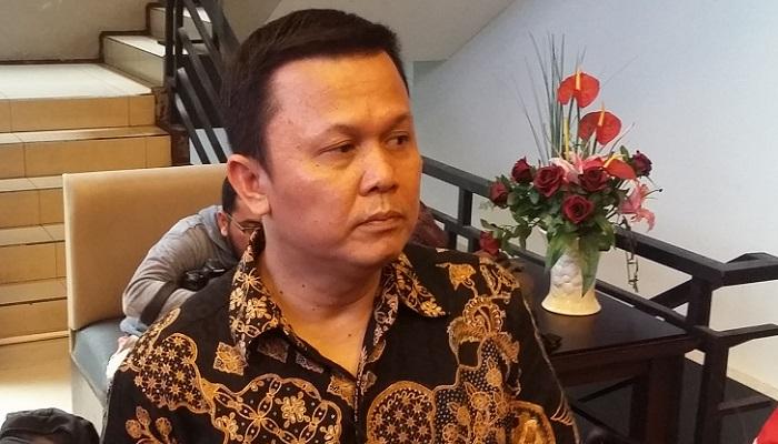 Ketua DPP Partai Golkar Andi H Sinulingga. Foto Ucok Al Ayubby/ NusantaraNews