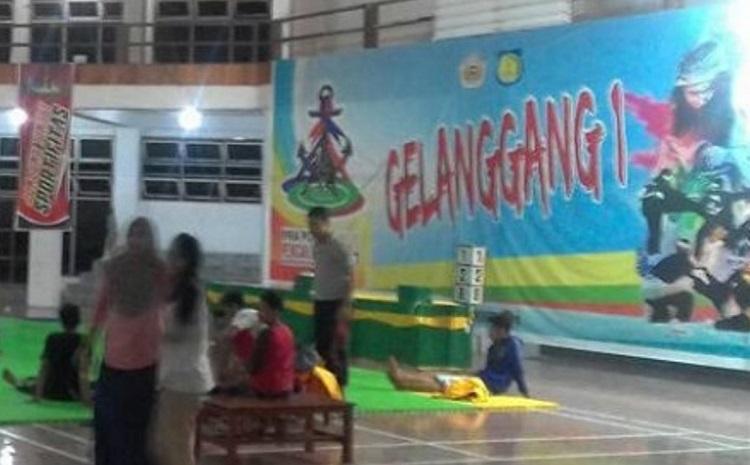 Acara Pra Porda. (Foto Fadly Syarif/Nusantaranews)