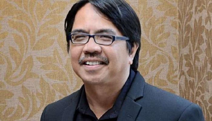 Dosen Universitas Indonesia (UI) Ade Armando tetap berstatus tersangka dugaan pelanggaran Undang-Undang Informasi dan Transaksi Elektronik (UU ITE), Senin (4/9). (Foto: SMRC)