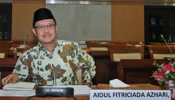 Ketua Komisi Yudisial, Aidul Fitriciada Azhari. Foto: Dok. Tempo
