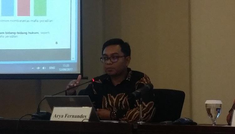 Arya Fernandes/Foto Ucok A/Nusantaranews.co