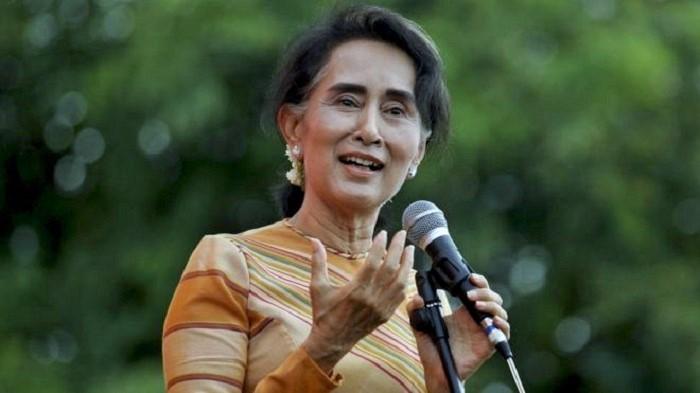 Aung San Suu Kyi. Foto: BBC