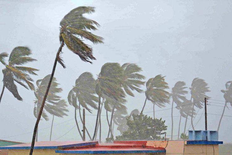 Badai Irma/Foto Dok. Zuma/Nusantaranews