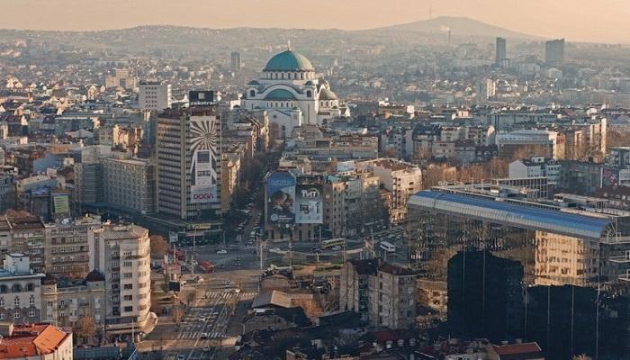 Ibukota Serbia, Beograd (Belgrade). (Foto: Zlatan Jovanovic/The Calvert Journal)