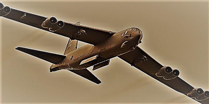 Air Force B-52 Strategic Bomber