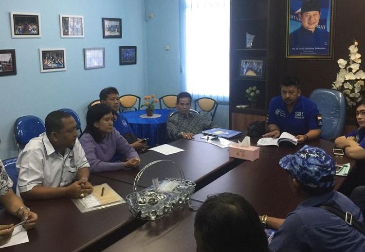DPC Demokrat Jatim/Foto Tri Wahyudi/Nusantaranews