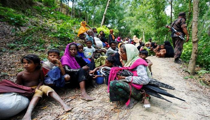PBB menggambarkan etnis Rohingya sebagai orang yang paling teraniaya di dunia. (Foto: AFP)