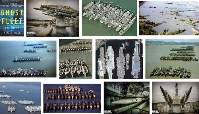 Ghost Fleet (Ilustrasi). Foto: Crop Google Images/ NNC