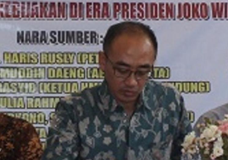 Gigih Guntoro/Foto Hatim/Nusantaranews
