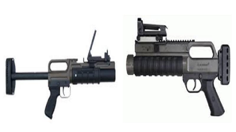 Polri diduga kuat mengimpor senjata jenis Stand Alone Grenade Launcher (SAGL) Kalibr 40 x 46mm sebanyak 280 pucuk dan 6.000 butir peluru. (Foto: arsenal-bg.com)