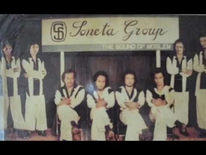 Group musik Soneta Rhoma Irama/Foto via amazonaws/Nusantaranews