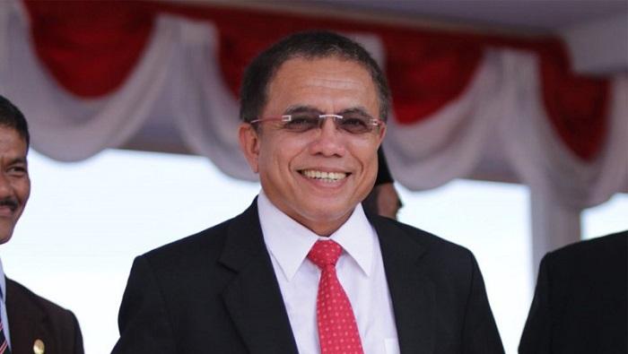 Gubernur Aceh Irwandi Yusuf. Foto: Okezone
