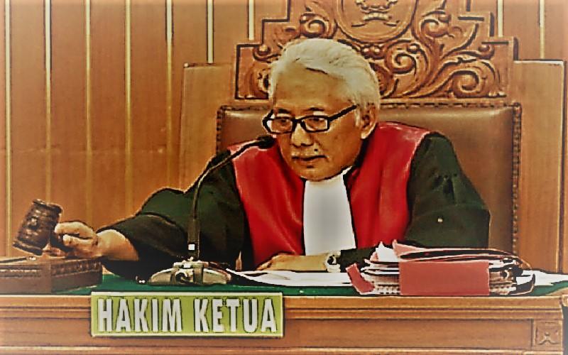 Hakim tunggal sidang praperadilan Setya Novanto, Cepi Iskandar. (Foto: Istimewa)