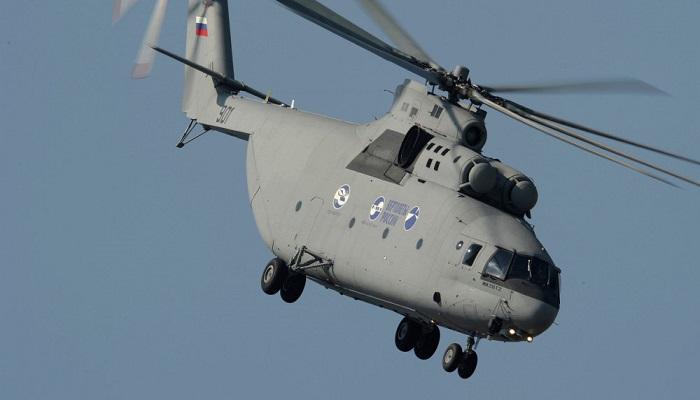 Helikopter Mi-26TS