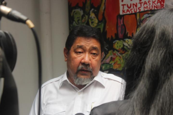 Hendardi (Foto Andika/Nusantaranews)