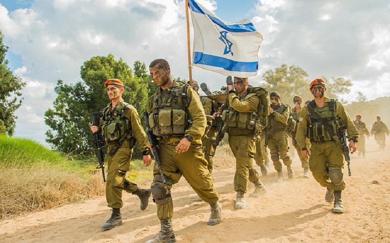 Pasukan Militer Israel atau Israel Defense Forces. (Foto: FIDF/IDF/Istimewa)
