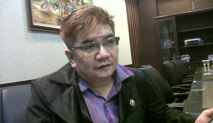 Anggota komisi A DPRD Jatim, Benyamin Kristianto. Foto Tri WAhyudi/ NusantaraNews.co