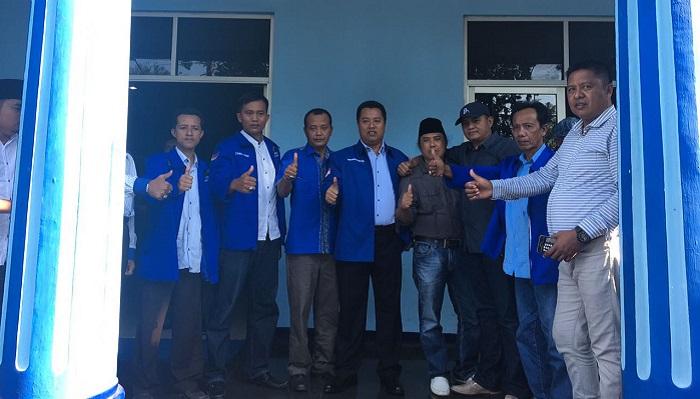 Foto Bersama 14 PAC Partai Demokrat Sampang. Foto Tri Wahyudi/ NusantaraNews.co