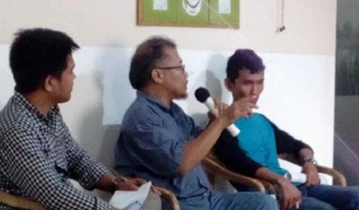 Suasana Diskusi Publik NAPZA. Foto Ucok Al Ayubby/ NusantaraNews.co