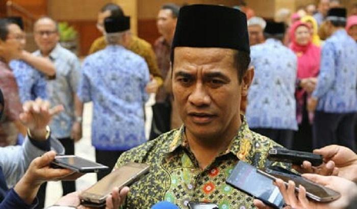 Menteri Pertanian Andi Amran Sulaiman. (Foto NusantaraNews.co/RAS)
