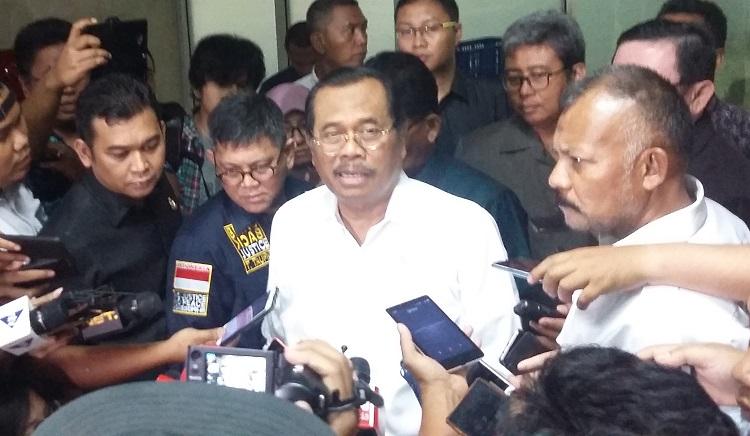 Jaksa Agung M Prasetyo/Foto Ucok A/Nusantaranews