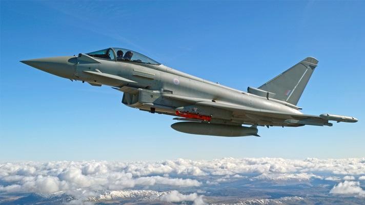 Jet Typhoon