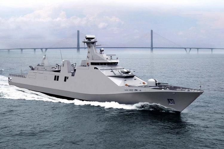 Kapal Perang/Foto via komoditas/Nusantaranews