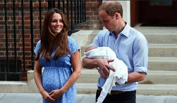 Kate Middleton Saat Hamil Kedua/Foto via Tempo/Nusantaranews