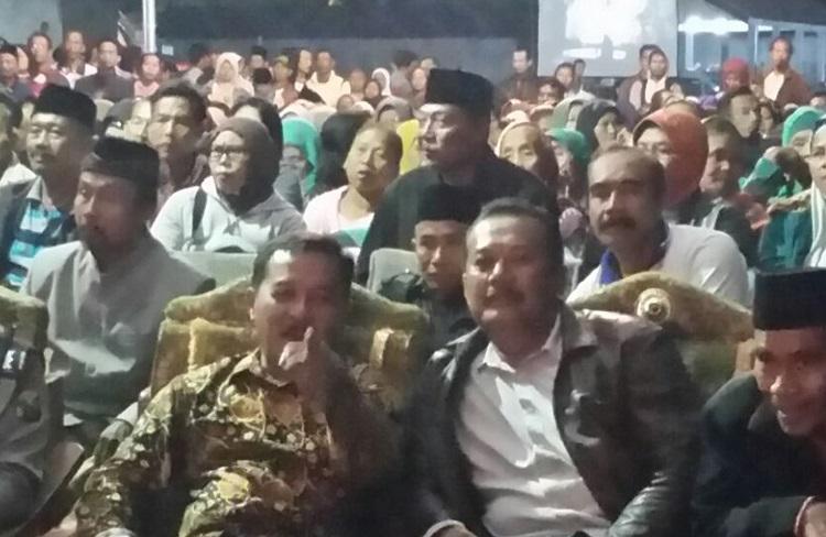 Keramaian Bersih Desa di Tulungagung. (Foto Rantelino/Nusantaranews)