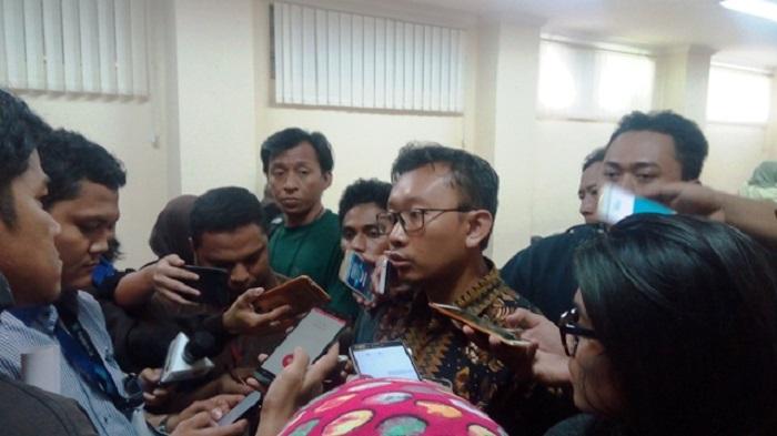 Ketua Bidang Advokasi LBH Jakarta Muhammad Isnur. (foto: Iqbal/Okezone)