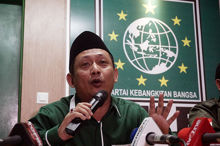 Ketua DPW PKB DKI Jakarta, Hasbiallah Ilyas/Foto Dok. MI/Nusantaranews