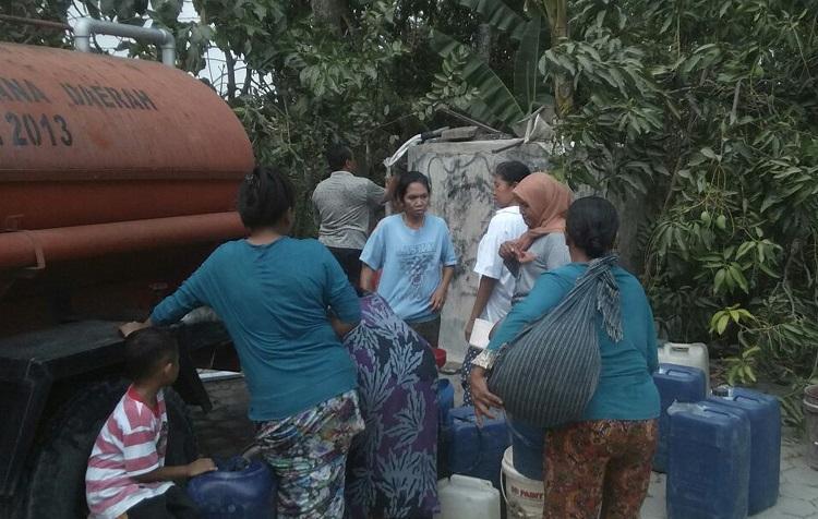Krisis Air Warga Karanganyar Ngawi/Foto Dok. Pribadi/Nusantaranews