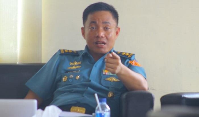 Letkol Laut (P) Salim (Mbah Salim). Foto: Dok. MARITIME OBSERVER