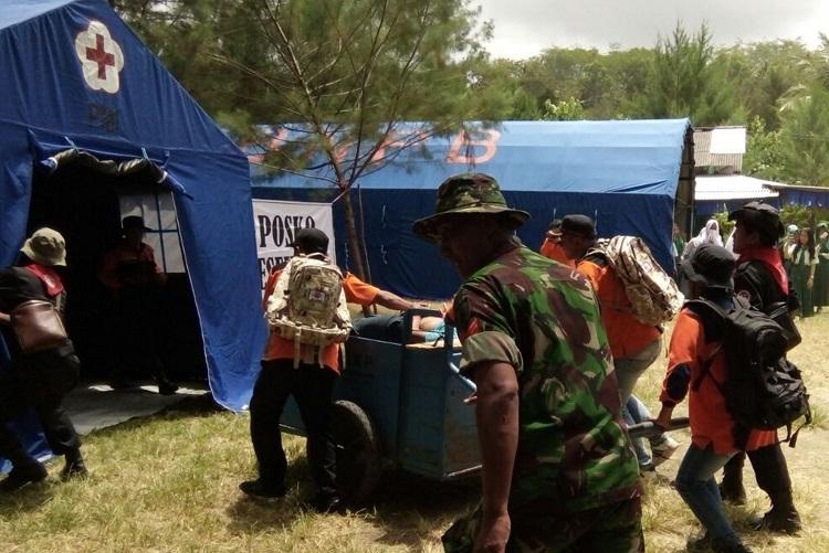 Lomba desa tangguh bencana/Foto Dok. Pribadi/Nusantaranews