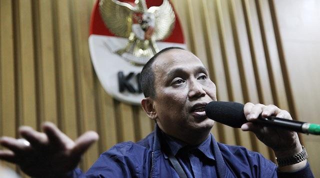 Mantan Pimpinan KPK, Indriyanto Seno Adji. Foto: Dok. Jawa pos