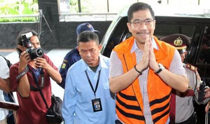 Mantan Walikota Palembang, Romi Herton meninggal dunia. Foto: Dok. Kompas.com
