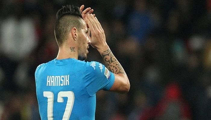 Marek Hamsik. (Foto: AFP)