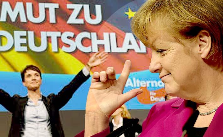 Angela Merkel terpilih keempat kalinya sebagai Kanselir Jerman. (Getty Images)