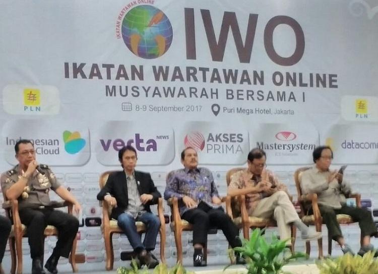 Mubes IWO/Foto Dok. Pribadi/Nusantaranews