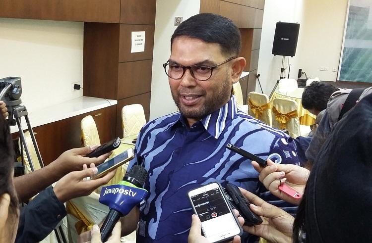 Nasir Djamil/Foto Ucok A/Nusantaranews