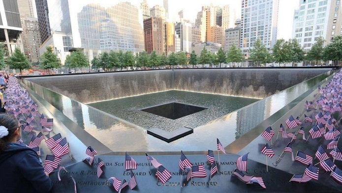 9/11 Memorial museum, di kawasan Downtown New York. Foto: Dok. MiniTime